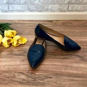 Sole Society Cammila Pointed Toe Smoking Loafer